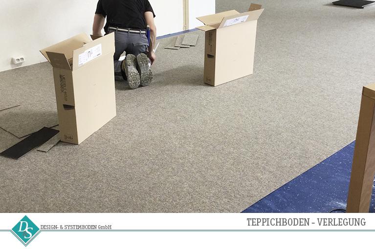 Design- & Systemboden GmbH Produkte_ Teppichboden