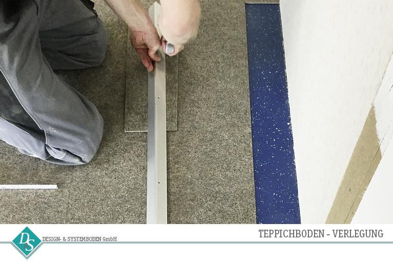 Design- & Systemboden GmbH Produkte Teppichboden