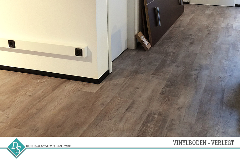 Design- & Systemboden GmbH Produkte Vinylboden