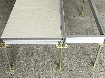 Design- & Systemboden Schaltwartenboden