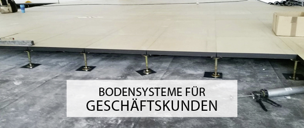 designboden systemboden doppelboden geschaeftskunden