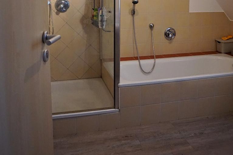design systemboden vinylboden badezimmer